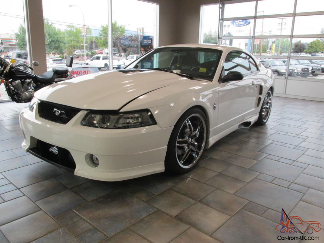 Ford Mustang Gt 35th Anniversary 4 6 L V8 Turbo