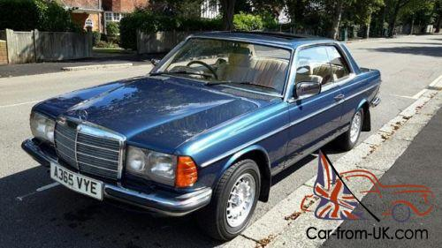 Mercedes benz 230ce w123 for Mercedes benz w123 for sale