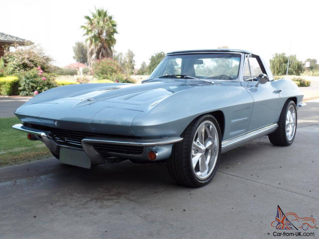 Chevrolet Corvette Sting RAY 1964 Convertible in VIC