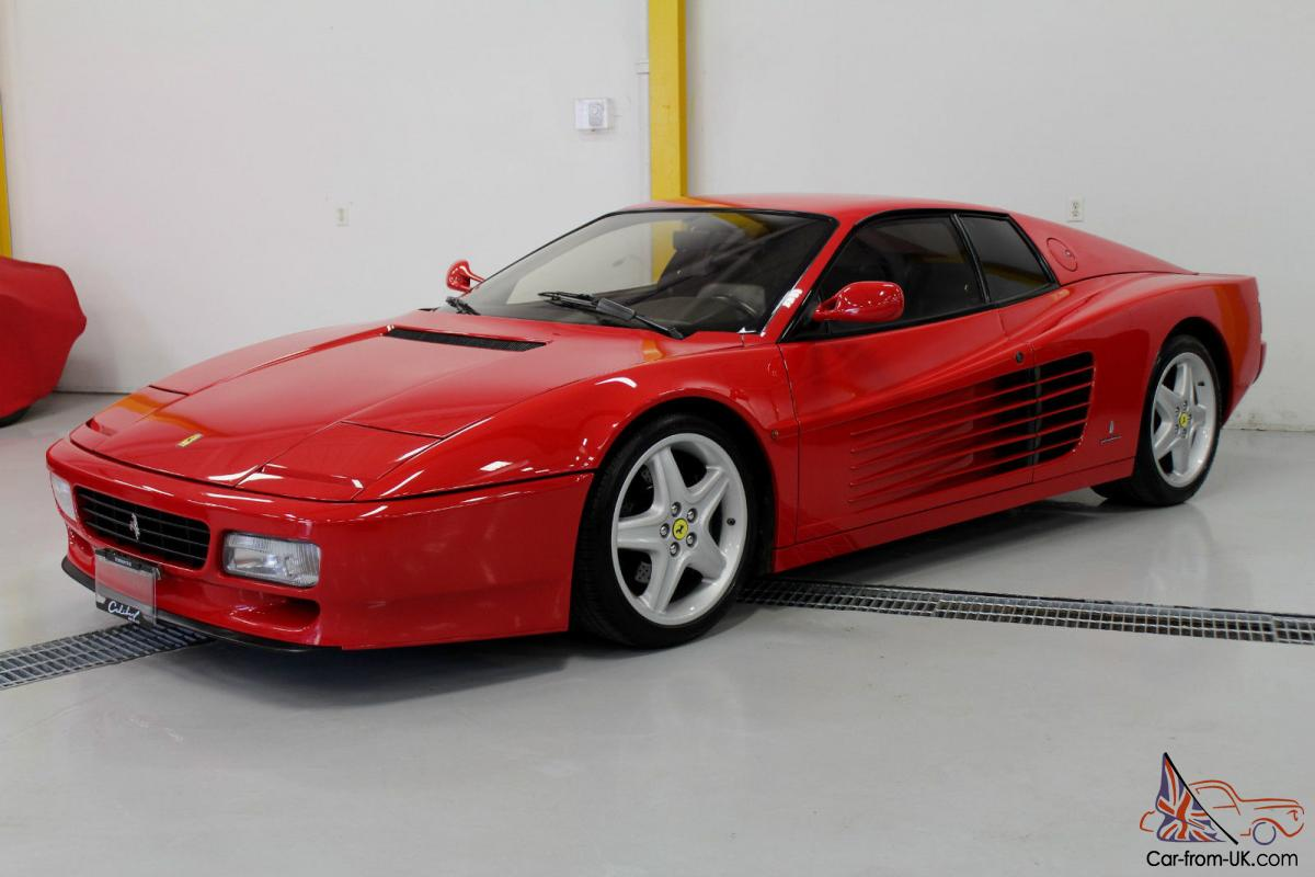 20 beautiful ferrari testarossa body kit - italian supercar ferrari 512 tr for wiring diagram  italian supercar