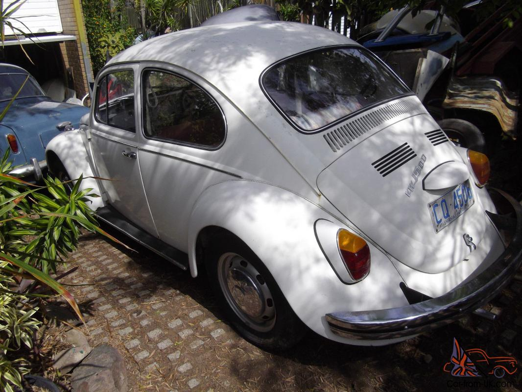 vw  beetle genuine  klms great condition  qld
