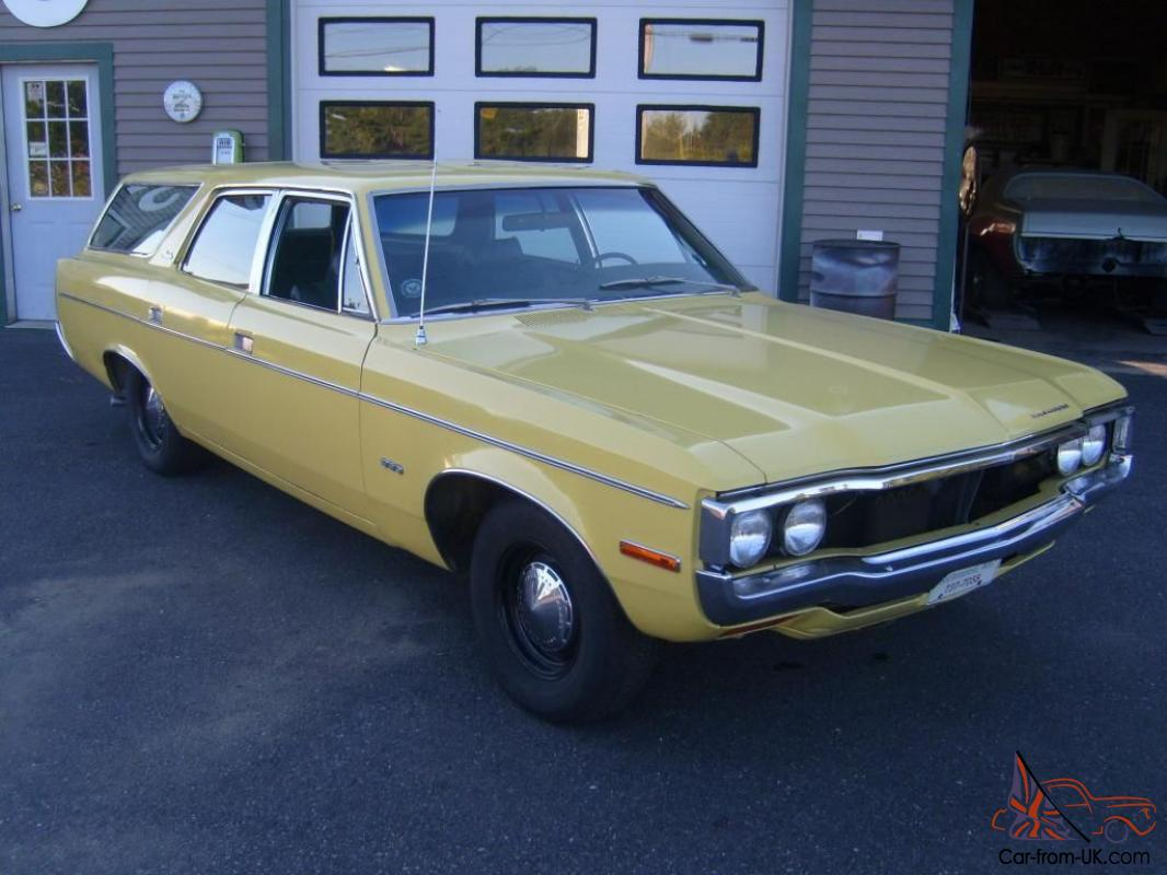 AMC : Other Station Wagon