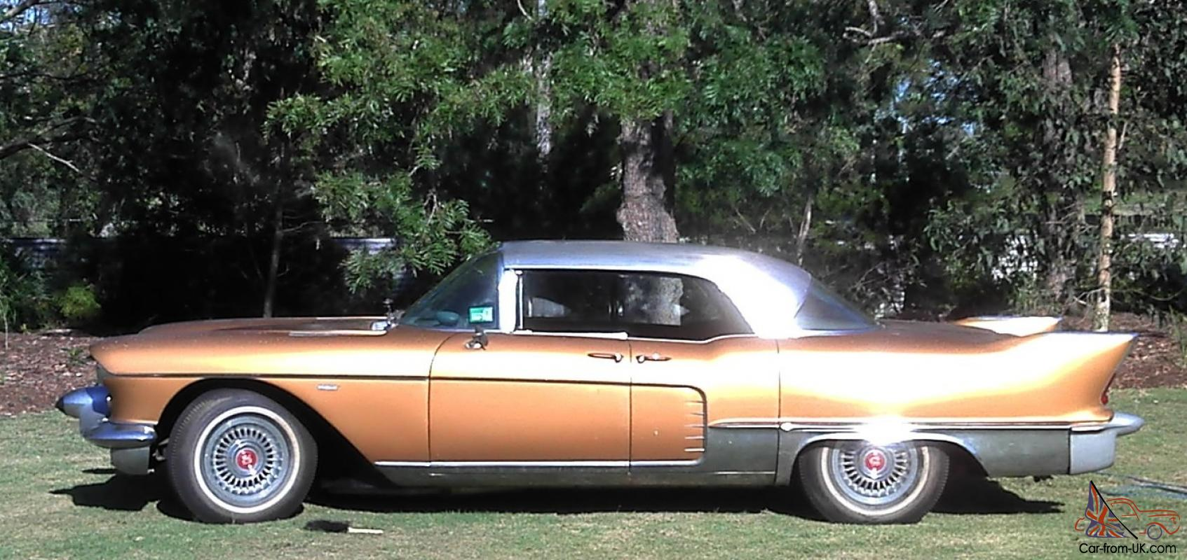 Cadillac Eldorado Brougham 1957 Stainless Roof Suicide Doors 1951 Convertible For Sale