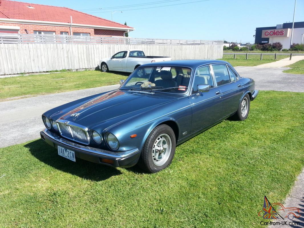 jaguar xj6 1983 series 3 sovereign in vic. Black Bedroom Furniture Sets. Home Design Ideas