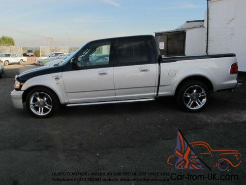 2003 Ford F150 Harley Davidson 5 4 Litre Automatic Pickup