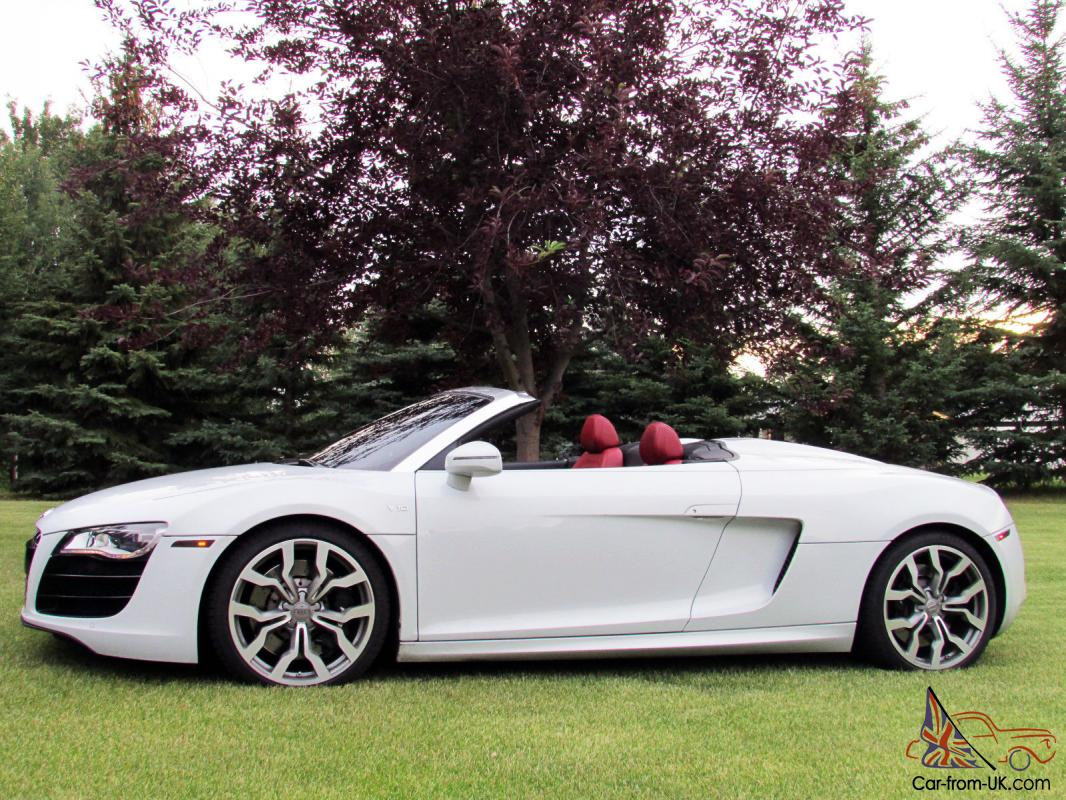 audi r8 spyder convertible 2 door. Black Bedroom Furniture Sets. Home Design Ideas
