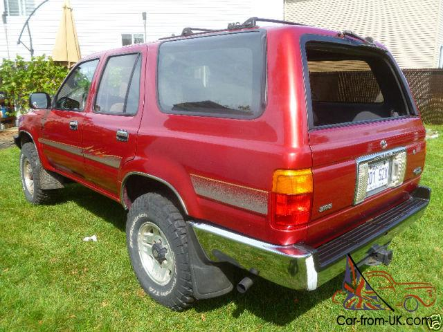 Toyota hilux surf cars ebay uk autos post for 1995 toyota 4runner rear window problems