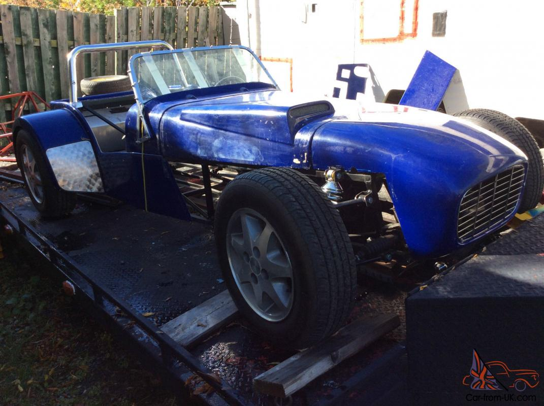 Lotus 7 kit car usa - Lotus Super Seven Kit Car Not An Original