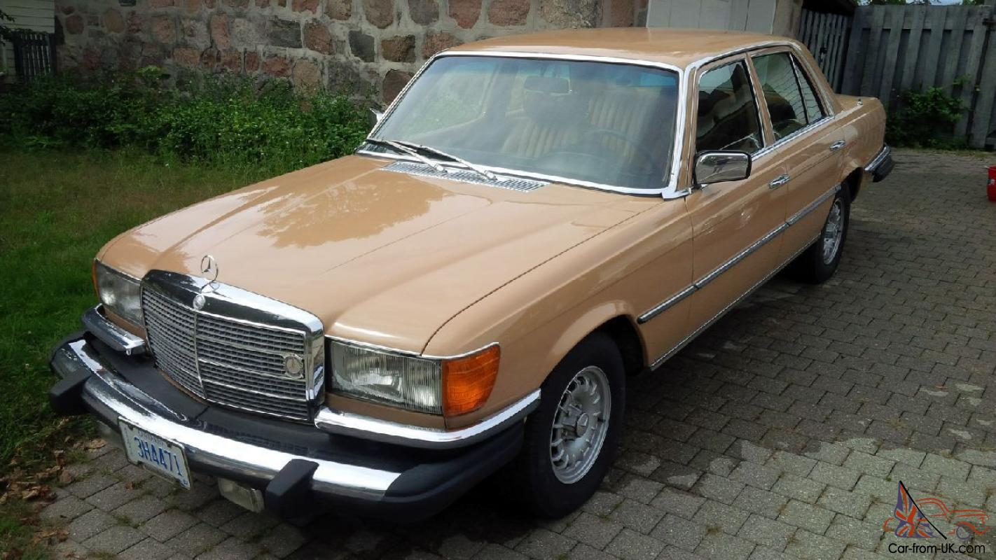 mercedes benz 200 series 280 se