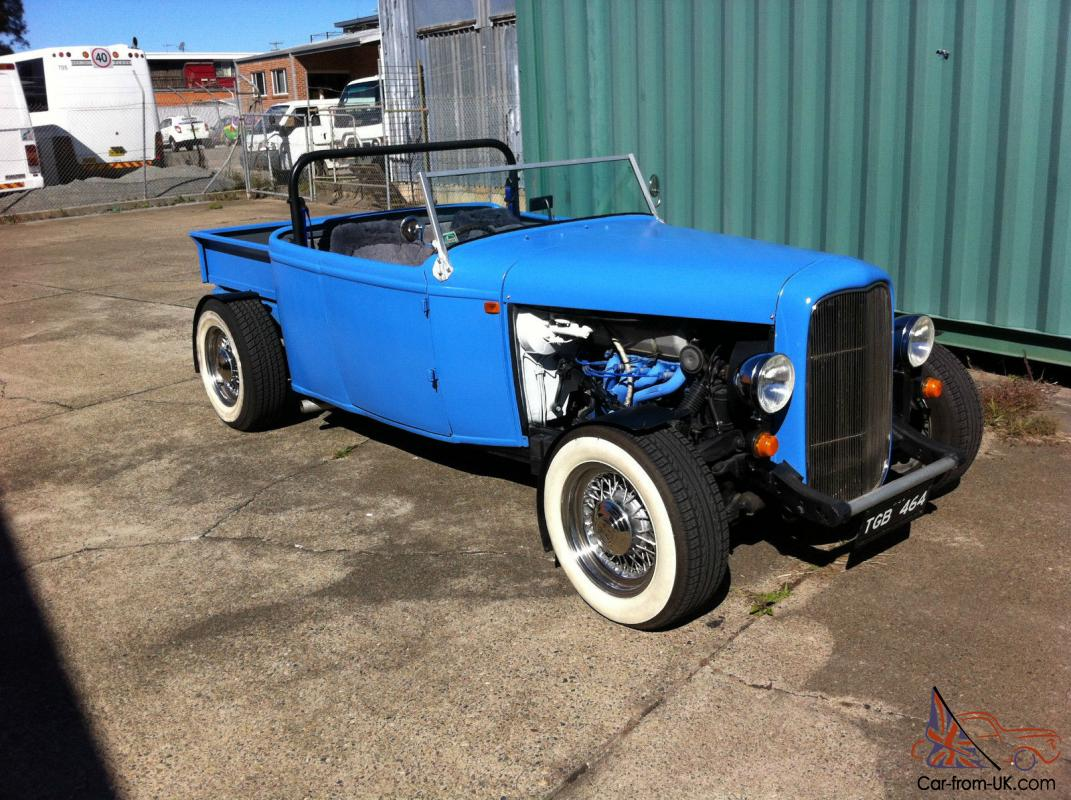 1932 Ford Roadster Pickup Hotrod With Full NSW Rego in NSW
