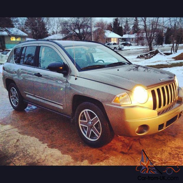 Jeep : Compass Sport Limited