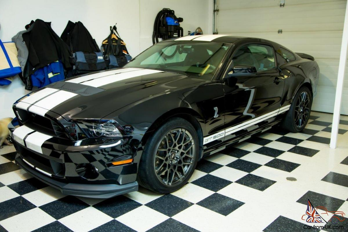Ford Mustang Gt500 For Sale
