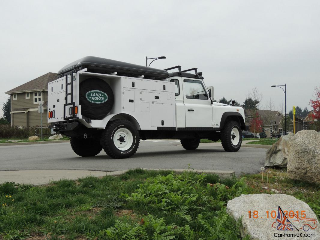 Land Rover : Defender Expedition/Camper