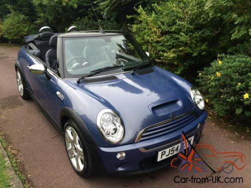 2004 mini mini 1 6 cooper s john cooper works convertible. Black Bedroom Furniture Sets. Home Design Ideas