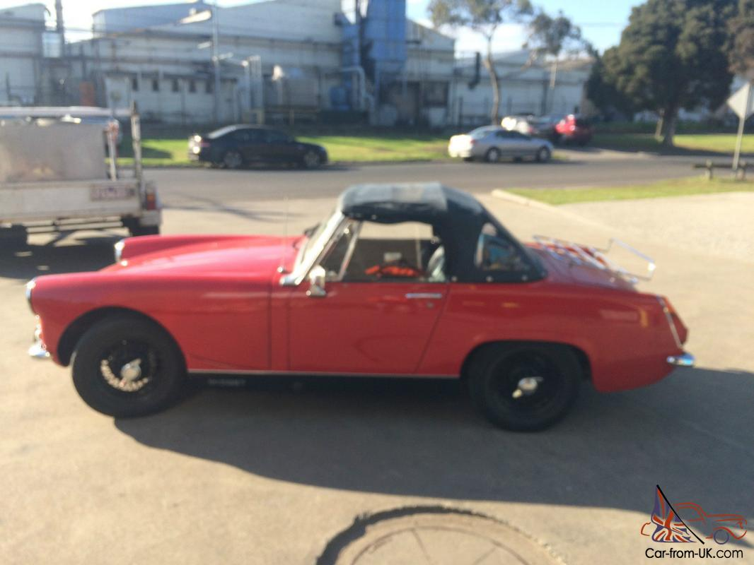 Mg Car Club Of Victoria Cars For Sale