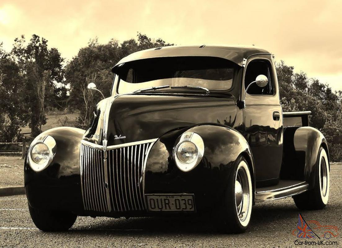 building a hot rod in nsw