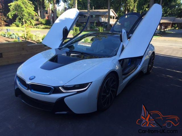 Bmw I8 Pure Impulse World
