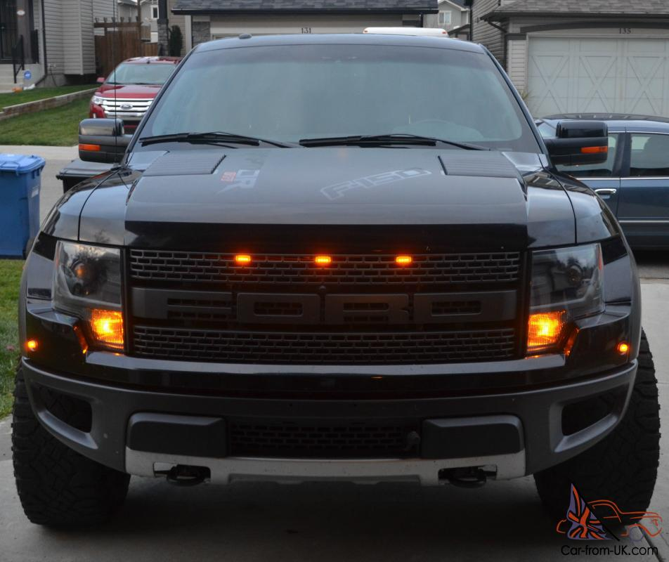 Ford F 150 Svt Whipple Supercharged Raptor