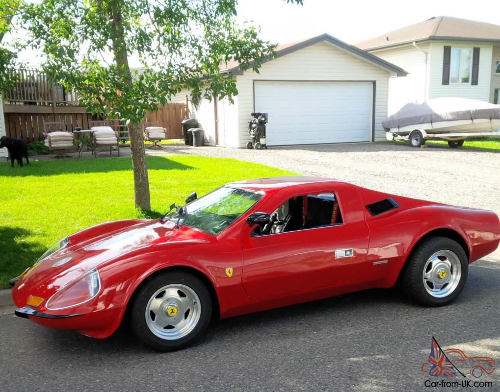Ferrari replica kit car for sale