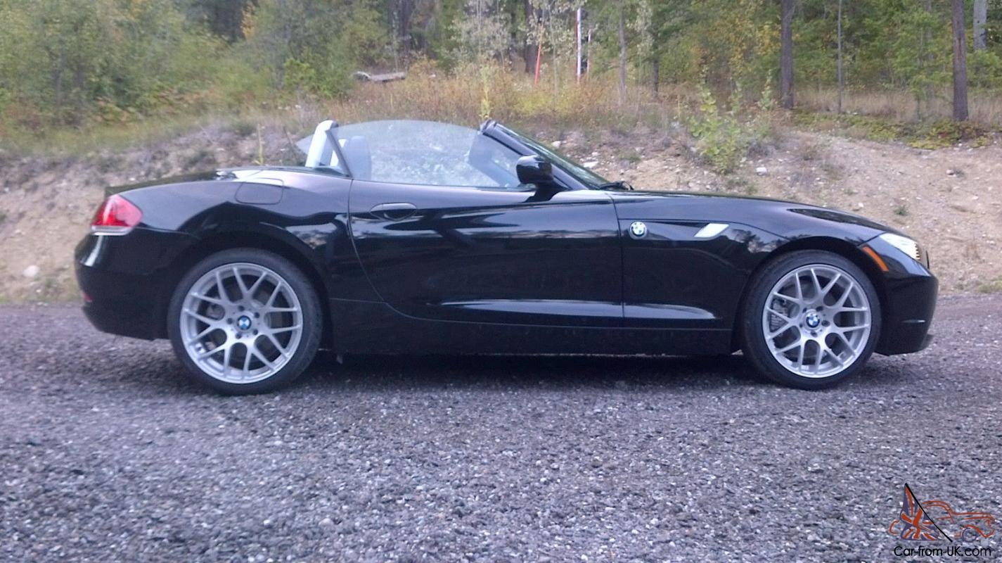 Bmw Z4 Sdrive28i Convertible 2 Door