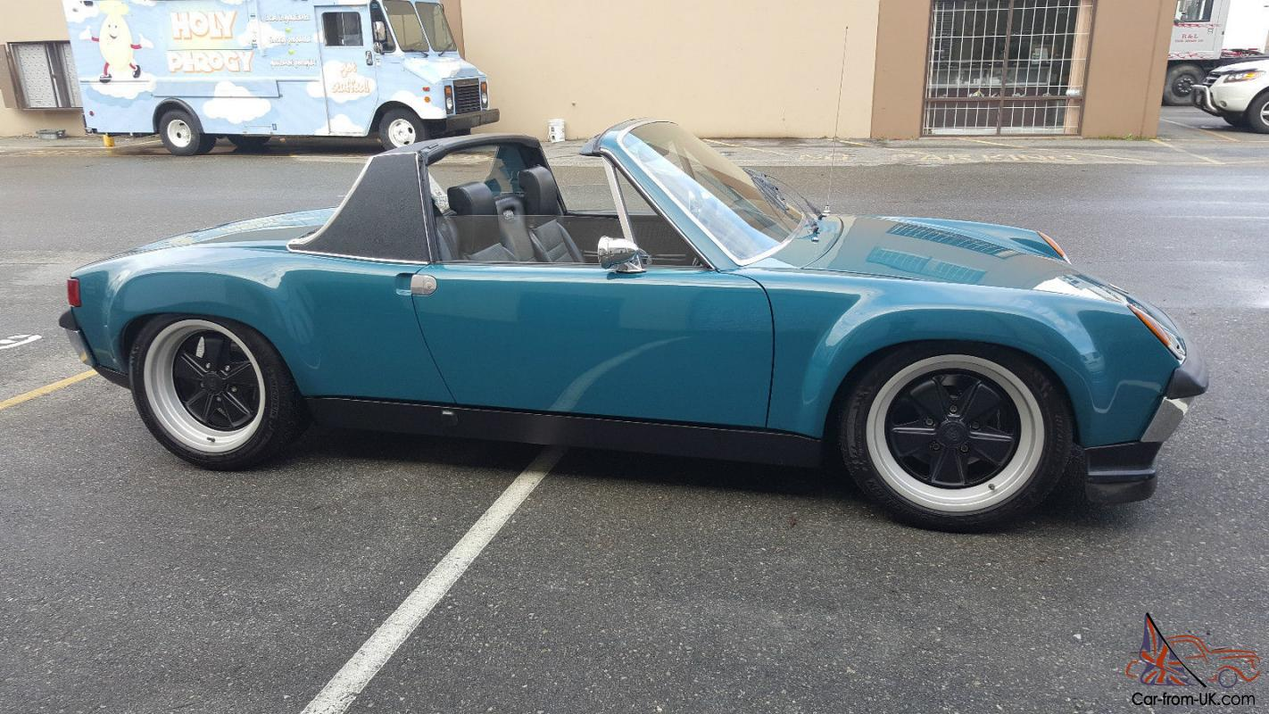 Porsche 914 targa for How much does it cost to list on ebay motors