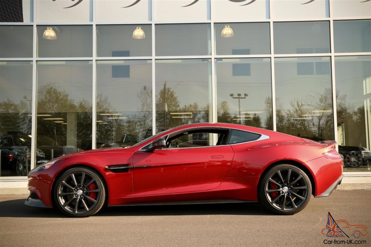 Aston Martin Vanquish Vanquish - Aston martin vanquish for sale