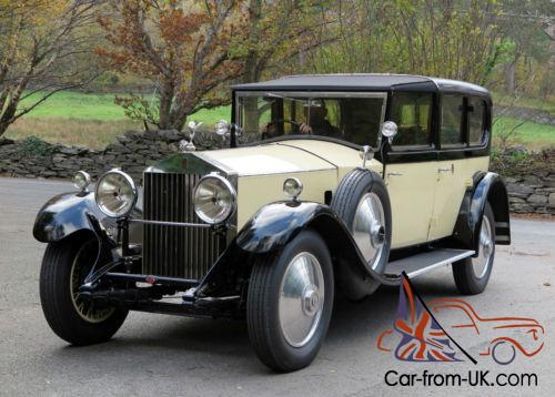 1930 rolls royce phantom ii limousine de ville 26xj. Black Bedroom Furniture Sets. Home Design Ideas