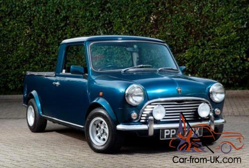 1981 Austin Morris Mini 95l Pick Up
