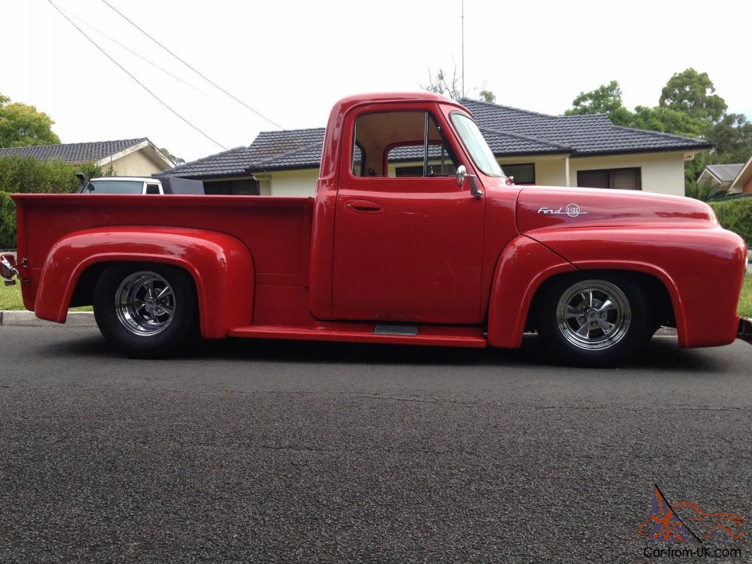 1955 Ford F100 Ute In Nsw Sale