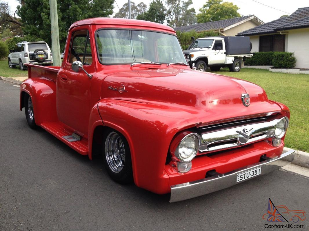 1955 ford f100 ute in nsw
