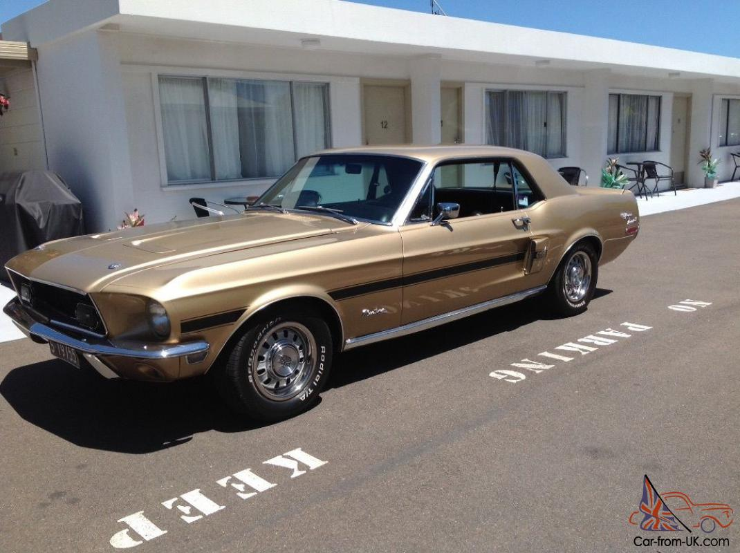 1968 mustang california special in qld. Black Bedroom Furniture Sets. Home Design Ideas