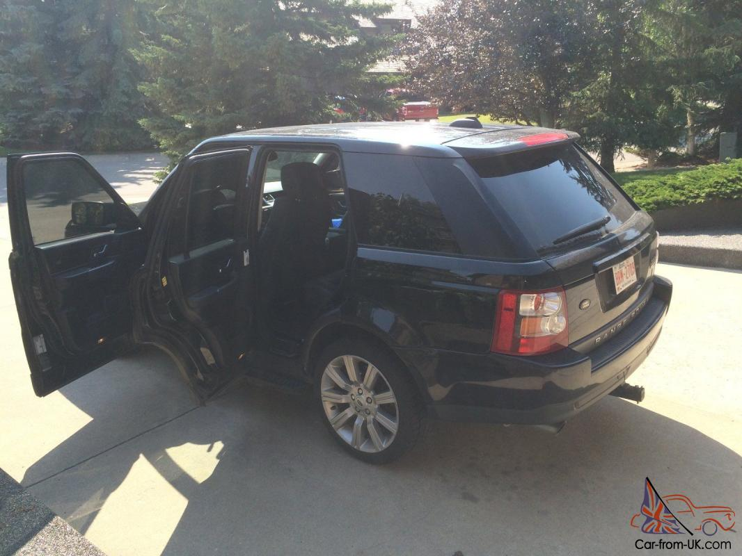 2006 Land Rover Range Rover Sport Supercharged Calgary