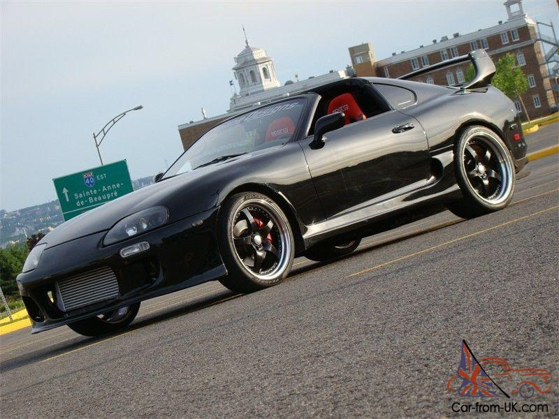 Toyota: Supra Twin Turbo Hatchback 2 Door