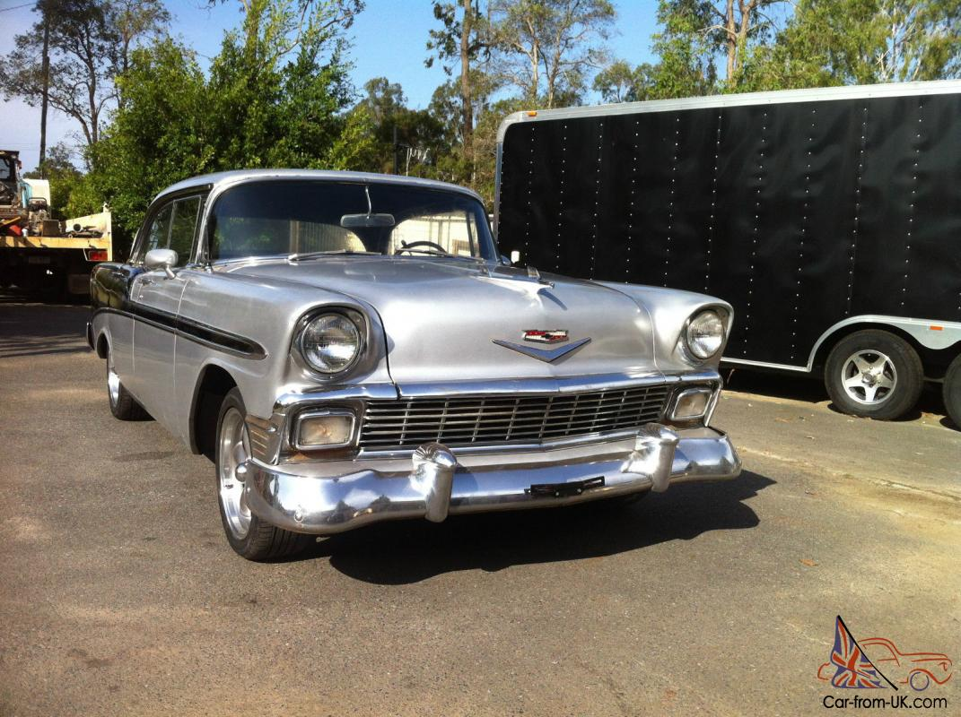 1956 chevy 4 door hardtop belair 56 chevrolet hardtop for 1956 chevy belair 4 door for sale