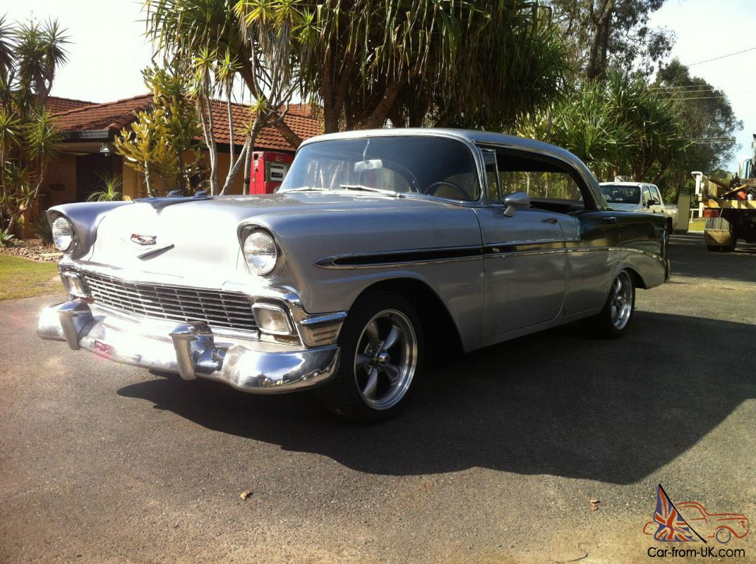 1956 chevy 4 door hardtop belair 56 chevrolet hardtop for 1956 chevy 4 door