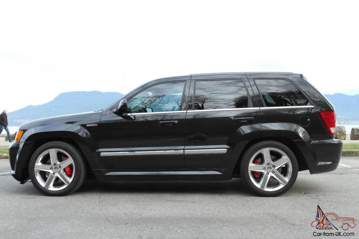jeep: grand cherokee srt8