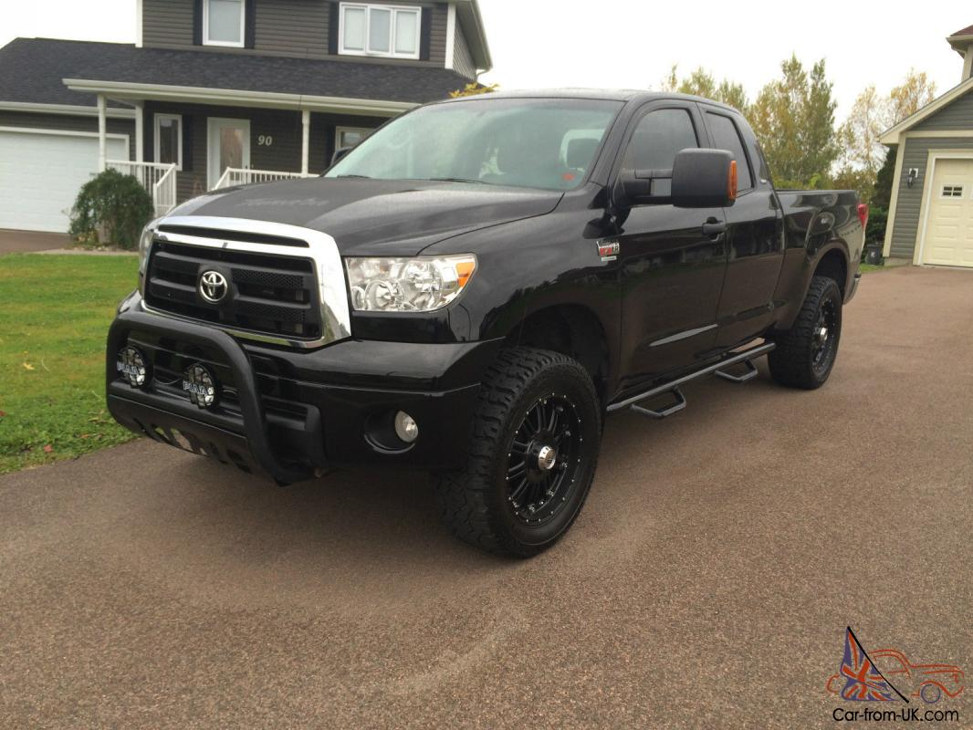 Tundra TRD Supercharged