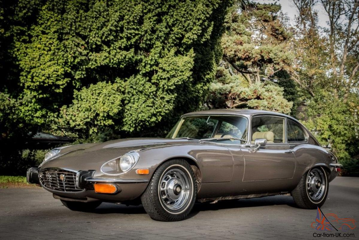 jaguar e type v12 coupe. Black Bedroom Furniture Sets. Home Design Ideas