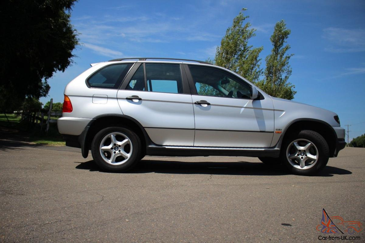 bmw x5 3 0d 2003 4d wagon automatic 12 months rego in nsw. Black Bedroom Furniture Sets. Home Design Ideas