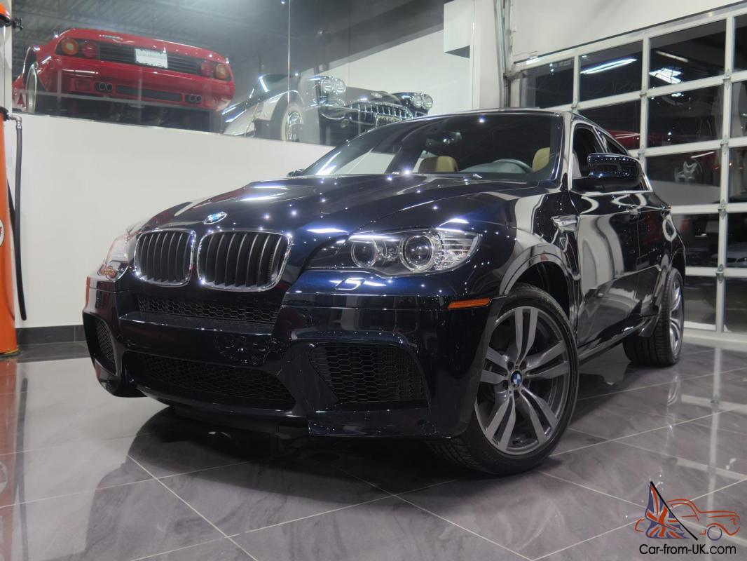 Bmw X6 M Stage Dinan Performance Package