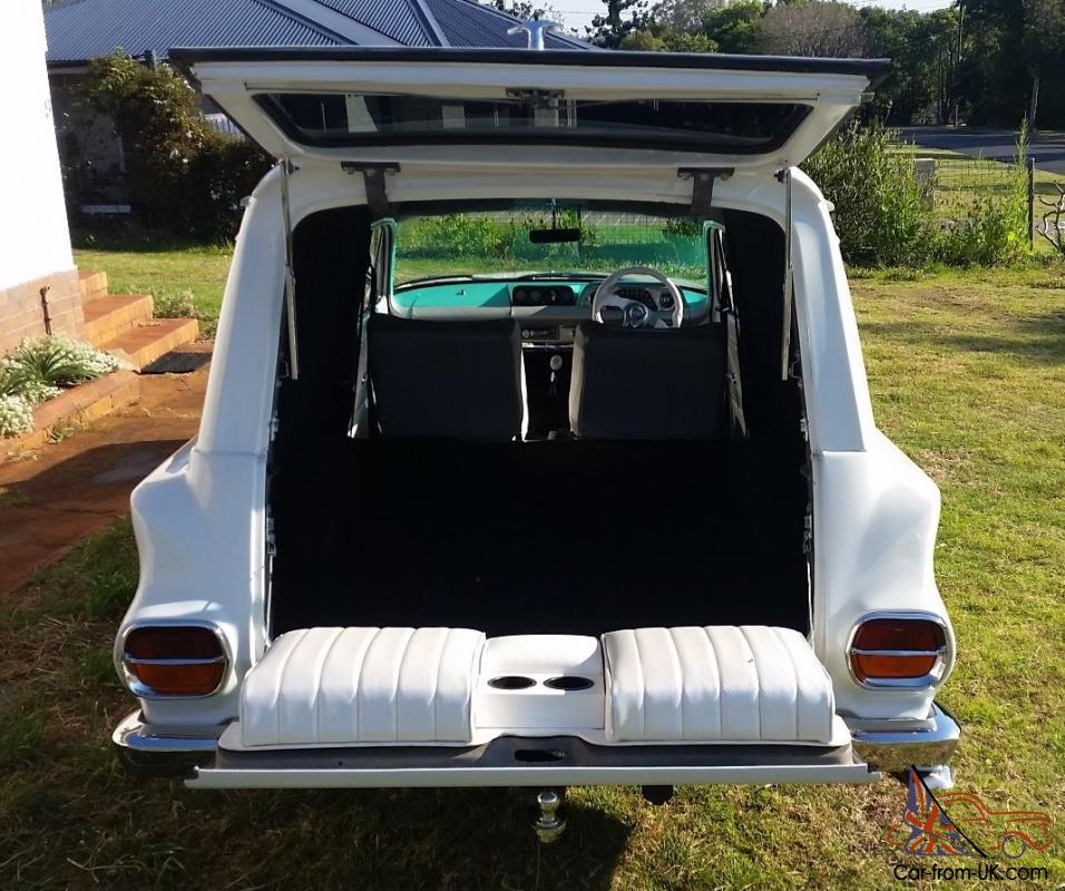 EJ Holden Panel VAN In QLD