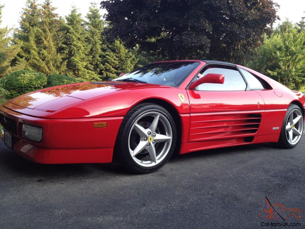 ferrari 348 ts. Black Bedroom Furniture Sets. Home Design Ideas