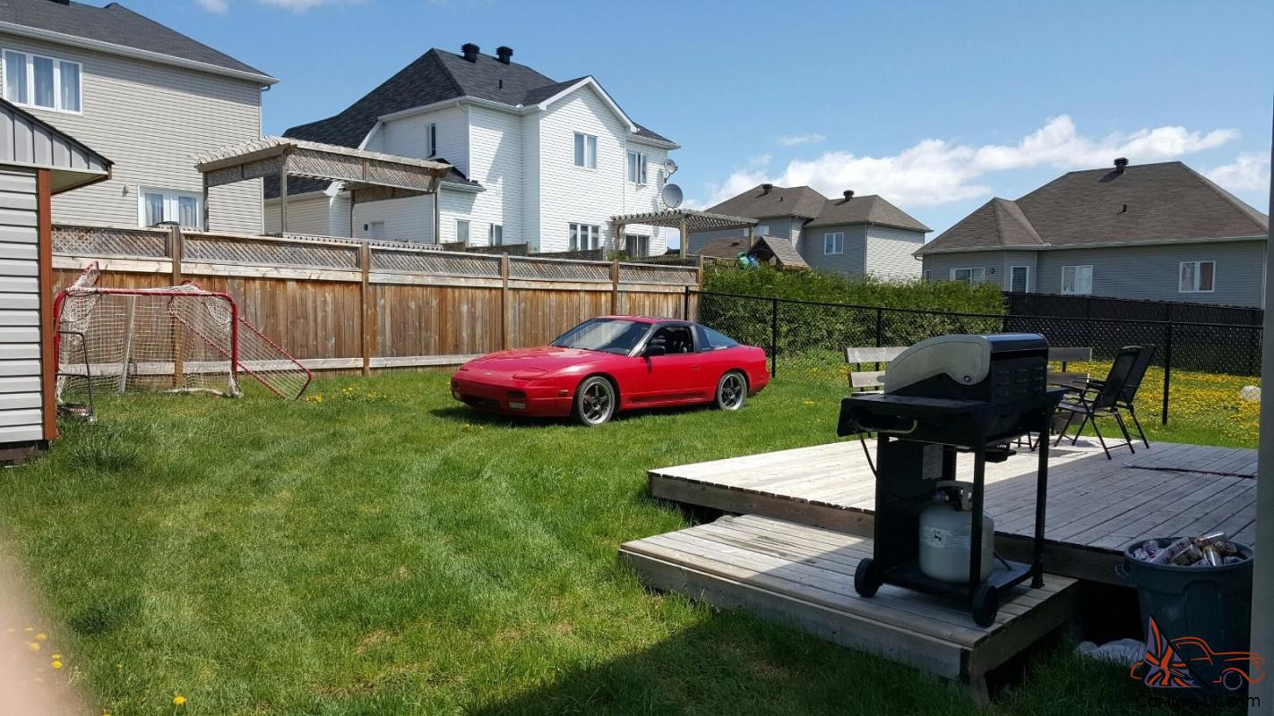 nissan 240sx manual for sale