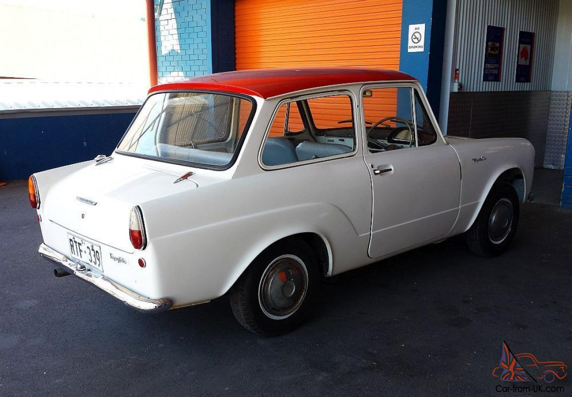Rare Highly Collectable Toyota Publica 2 Door Coupe Suit Corolla KE