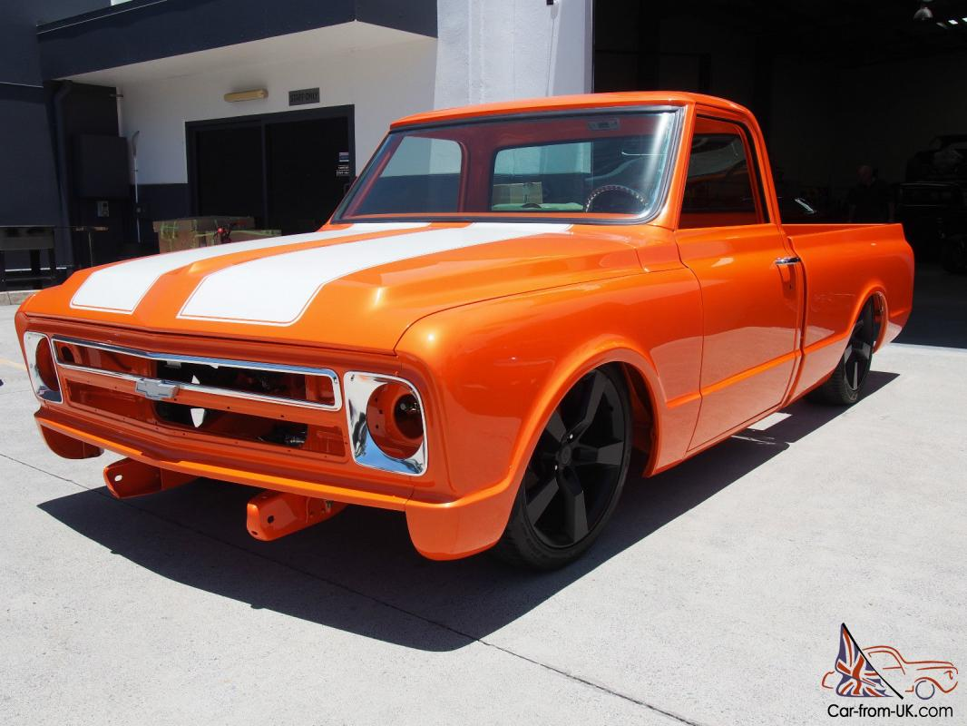 Chevrolet C10 Pickup Truck Short BED Custom Unfinished Project in QLD