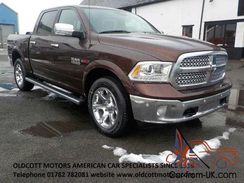 2016 dodge ram 3 0 litre eco diesel 4x4 crew cab laramie pick up 8 speed auto. Black Bedroom Furniture Sets. Home Design Ideas