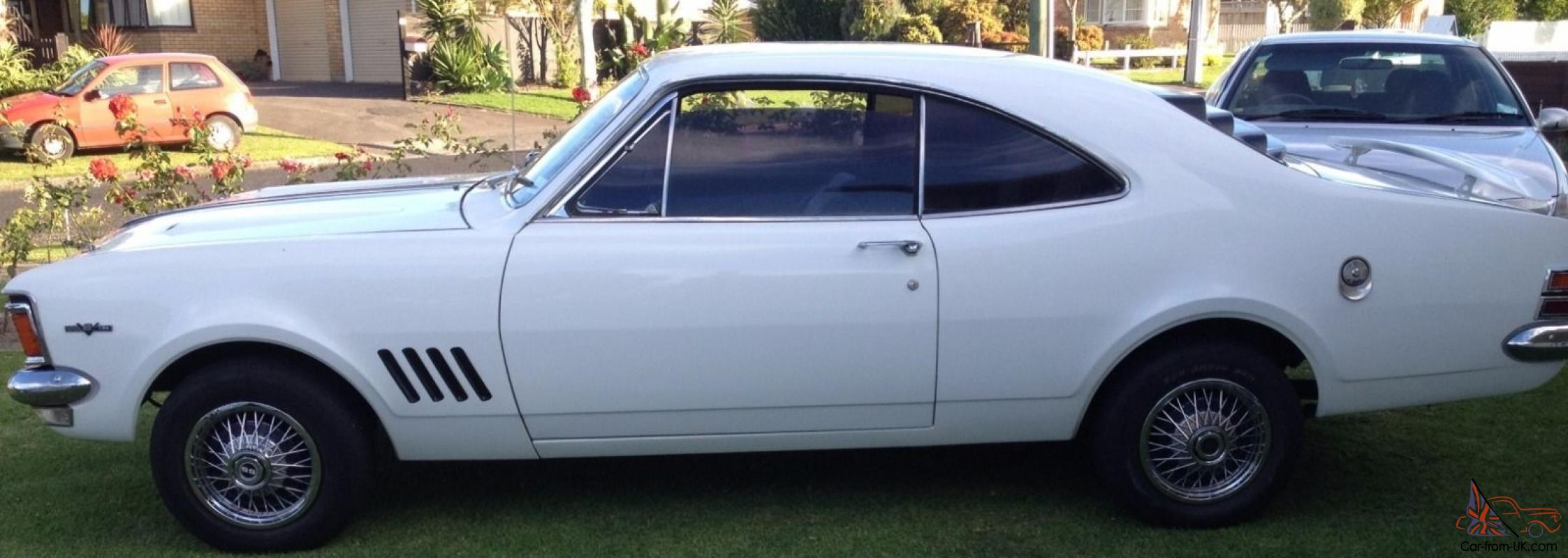 1972 chevrolet ss monaro out of africa