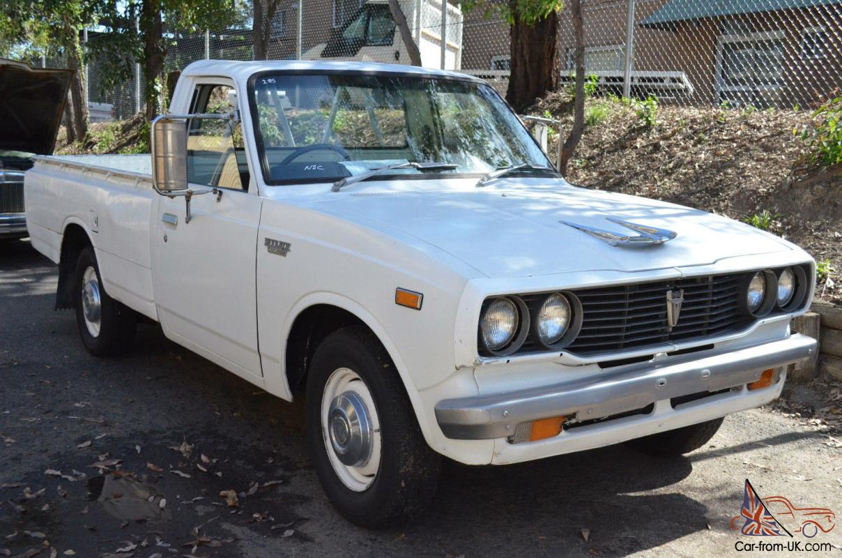 1975 Toyota Hilux In Nsw