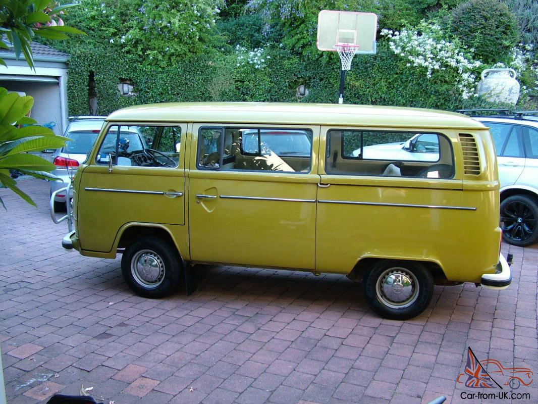 1974 Vw Kombi Transporter In Nsw