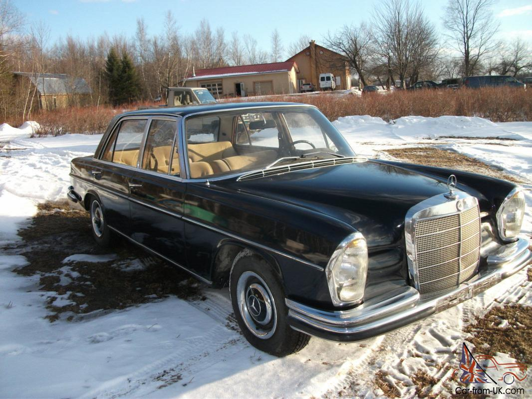 Mercedes benz 300 series sel for Mercedes benz 300 series